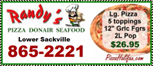 Randy's Pizza and Seafood
